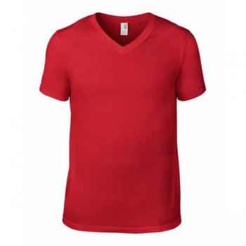 T-shirt fashion v-neck ss for him