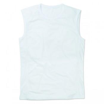 Tanktop mesh active-dry sleeveless