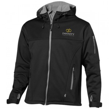 Match softshell jack heren