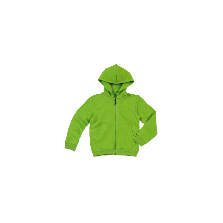 Sweater hood zip active for kids