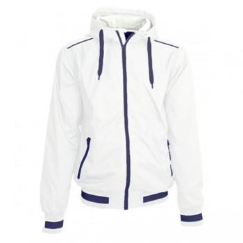Jacket hooded unisex