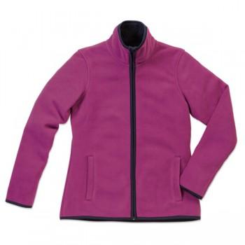 Jacket teddy fleece for her