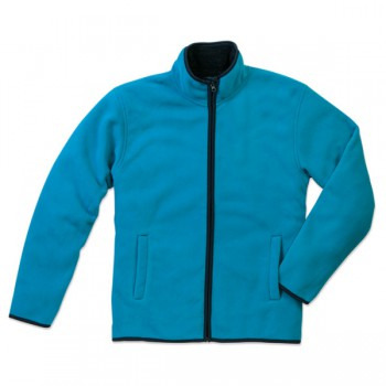 Jacket teddy fleece for him