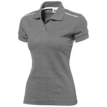 Backhand polo dames