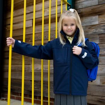 Junior Classis Soft Shell Jacket