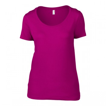 T-shirt featherweight crewneck ss for her