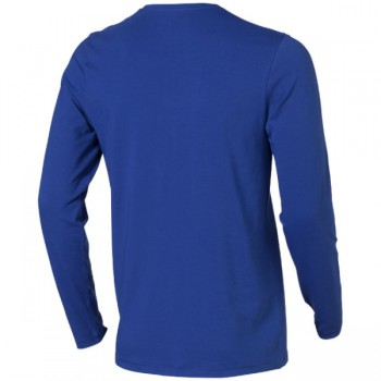 Heren Ponoka t-shirt lange mouw