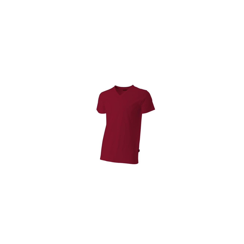 T-shirt v-hals fitted dames