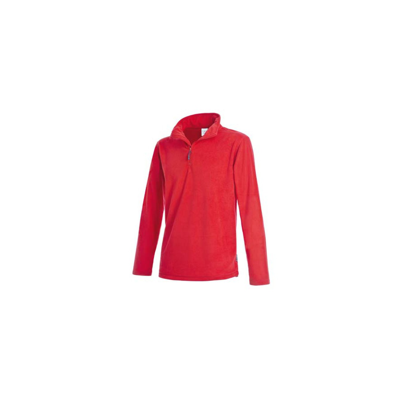 Polar fleece half zip