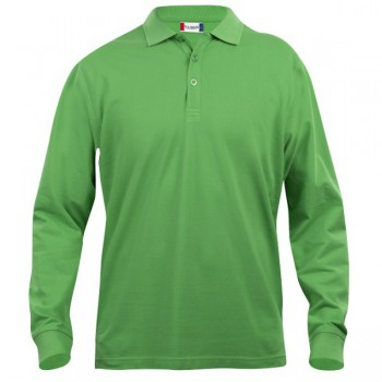 Heren polo Classic Lincoln L/S