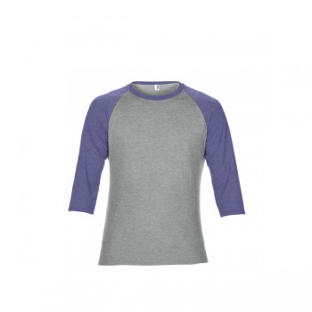 T-shirt triblend 3/4 raglan sleeve