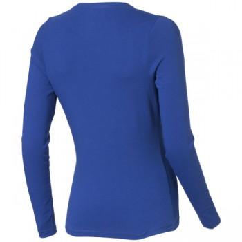 Dames Ponoka t-shirt lange mouw
