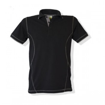 Polo flatflock ss for him
