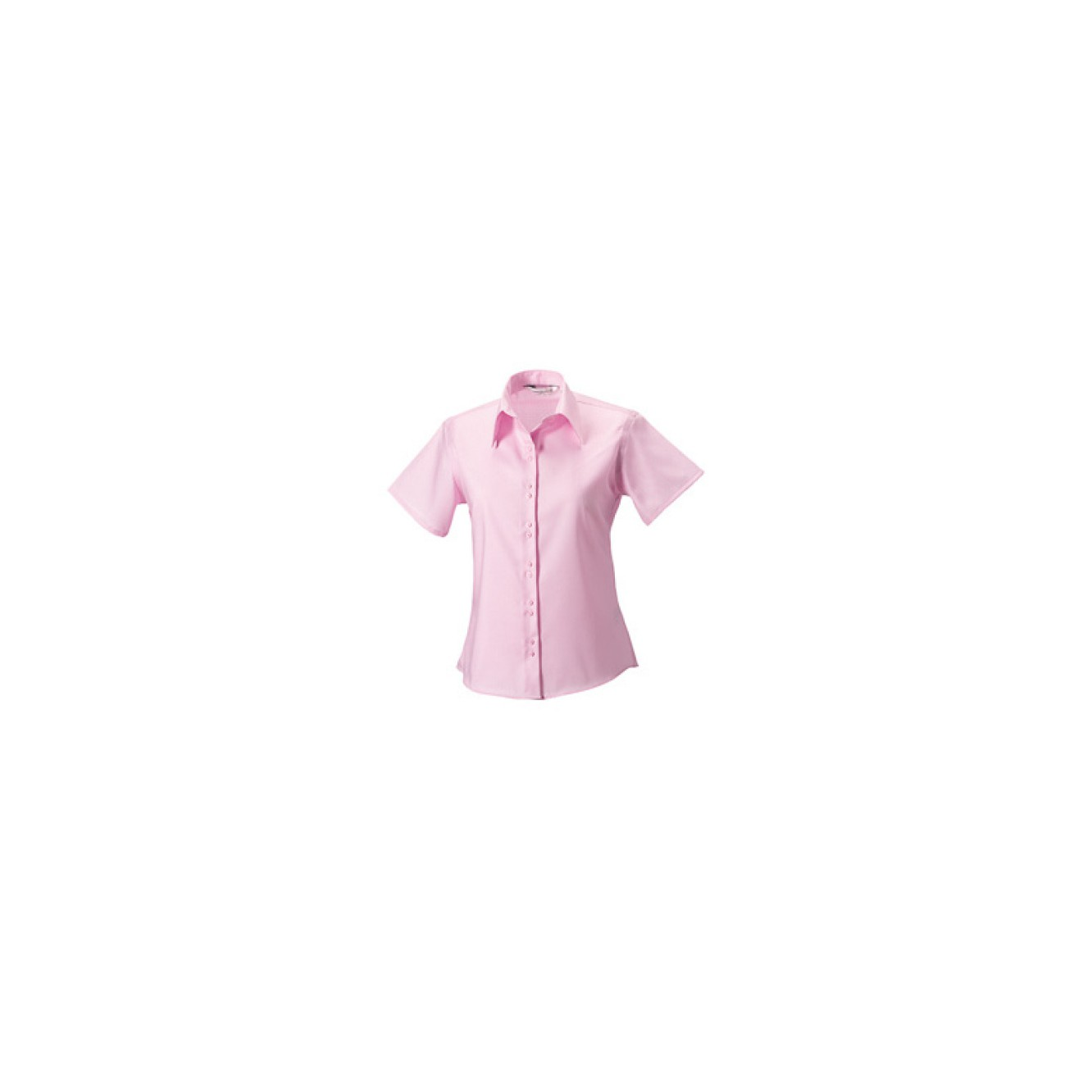 Ladies ss ultimate non-iron shirt