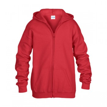 Sweater hood full zip for kids