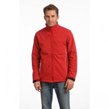 Jacket softshell for him