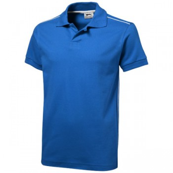 Backhand polo heren