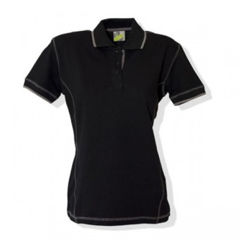 Polo flatflock ss for her