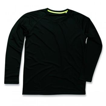 T-shirt mesh active-dry ls
