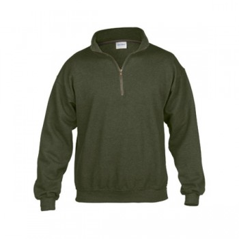 Sweater 1/4 zip cadet vintage