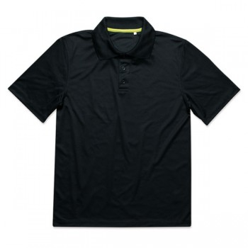 Polo mesh active-dry