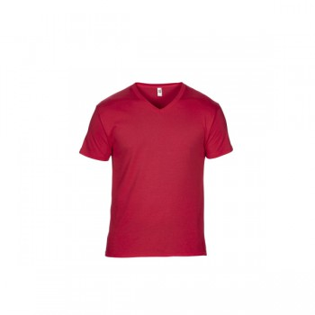 T-shirt featherweight v-neck ss for him