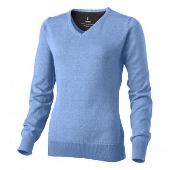 Spruce pullover met v-hals dames