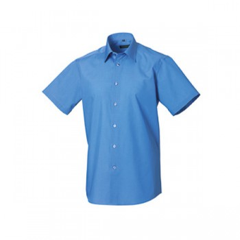 Fitted poplin shirt KM