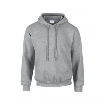Sweater hooded dryblend