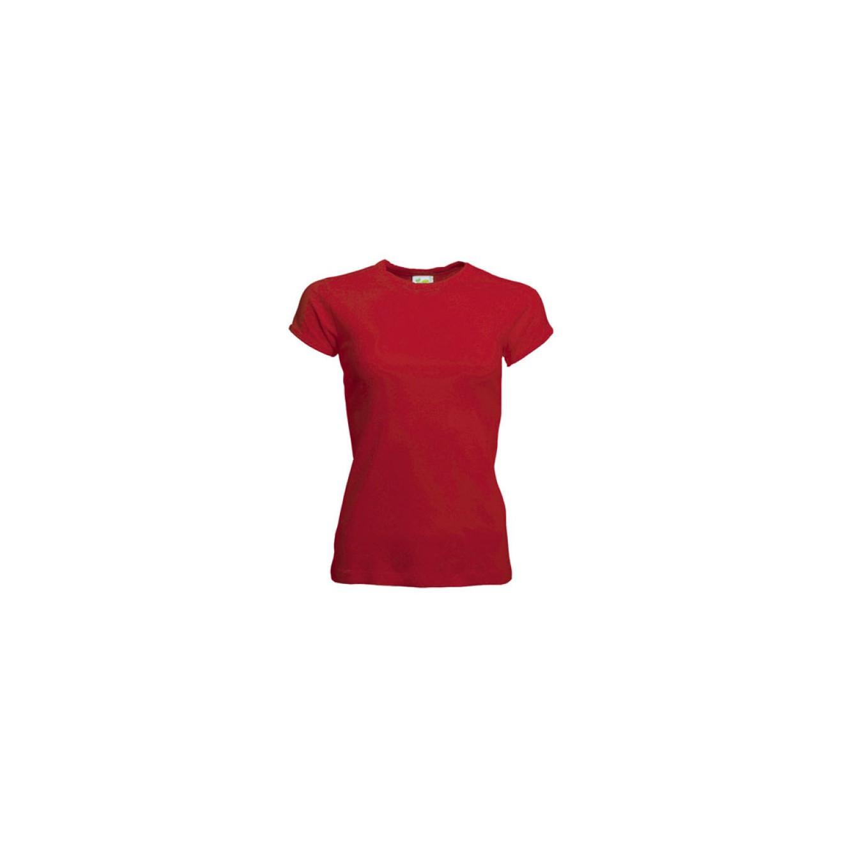 Dames fit t-shirt Honolulu