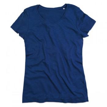 T-shirt v-neck sharon ss for her