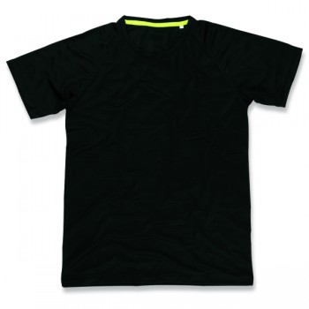 T-shirt raglan active-dry ss for him