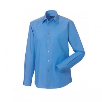 Tailored Poplin Shirt LSL