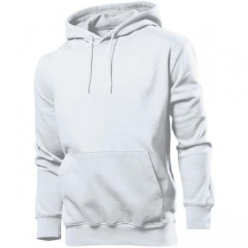 Sweater hooded for him