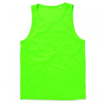 Tanktop interlock active-dry ss for him