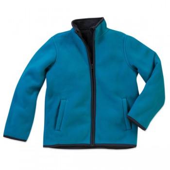 Jacket teddy fleece for kids
