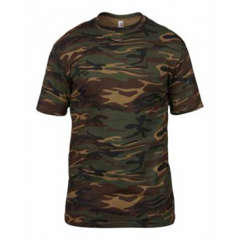 T-shirt camouflage ss