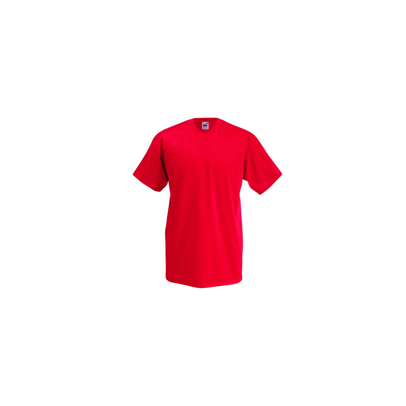 Heren T-shirt Valueweight V-neck