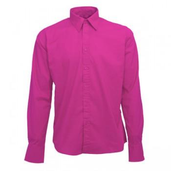 Shirt poplin ls for him