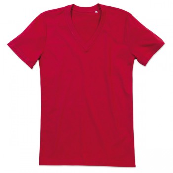 T-shirt v-neck james ss for him
