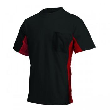T-shirt bi-color