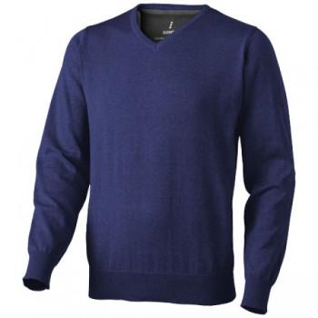 Spruce pullover met v-hals heren