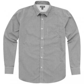 Shirt Net lange mouwen heren