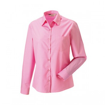 Poplin shirt LM ladies