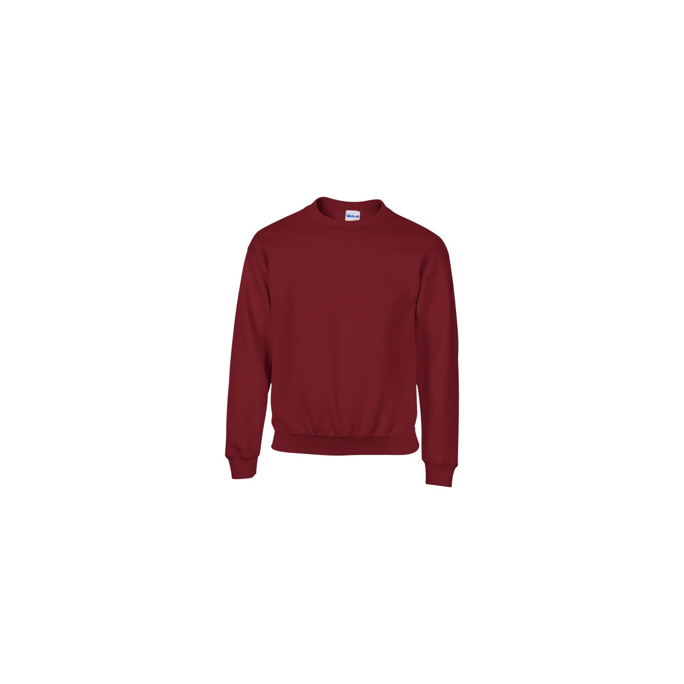 Sweater crewneck heavyblend for kids