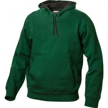 Hooded sweater Carmel