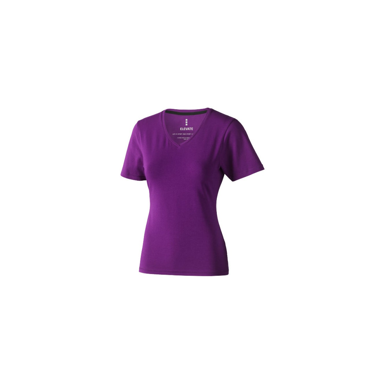 Dames Kawartha V-hals t-shirt