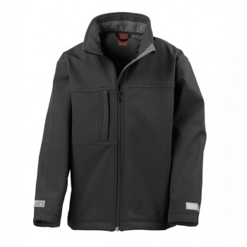 Junior Classis Soft Shell Jacket