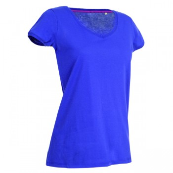 T-shirt v-neck Megan