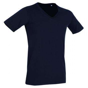 T-shirt deep v-neck Dean